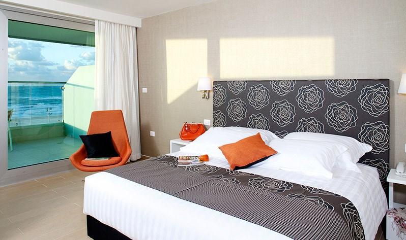 חדר במלון ווסט אשדוד