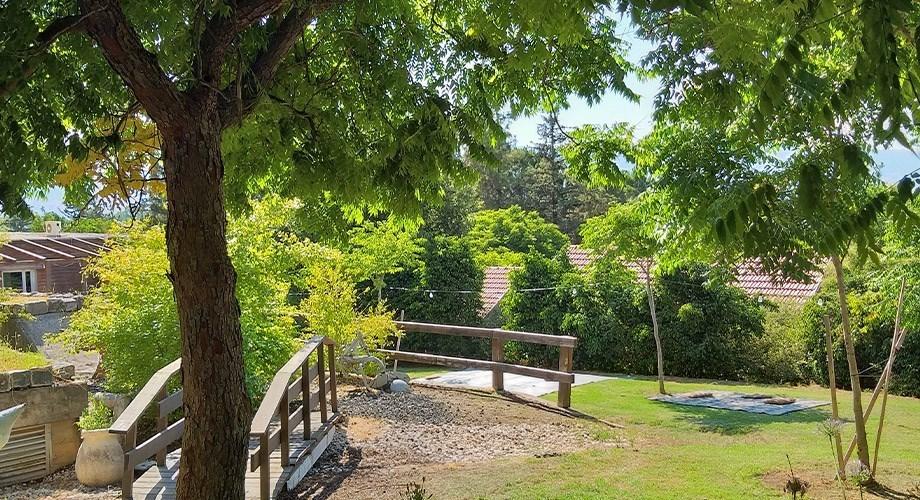 שטחים ציבוריים בכפר הנופש נופי גונן