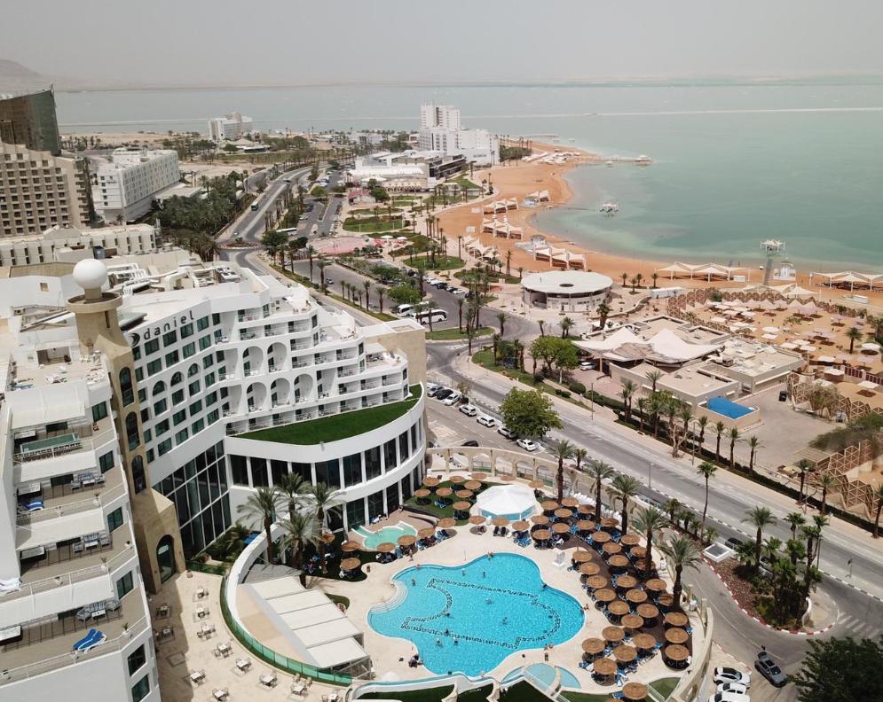 מלון דניאל בים המלח