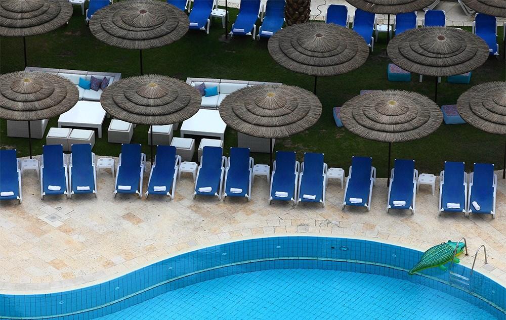 מלון דניאל ים המלח - בריכה