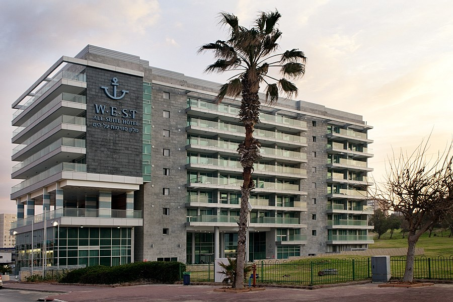מלון ווסט אשדוד