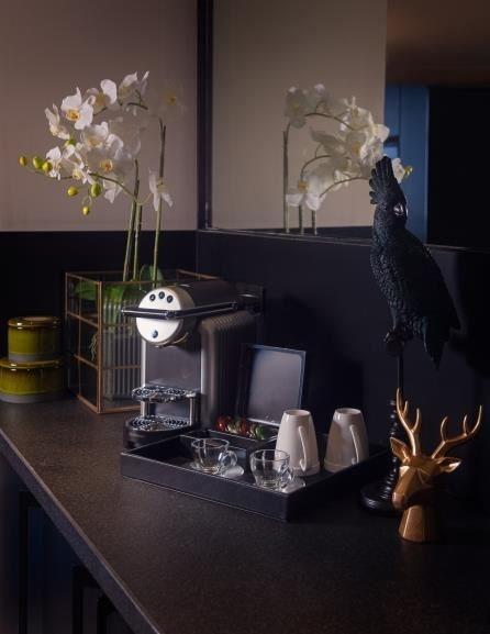 מכונות קפה בחדרים